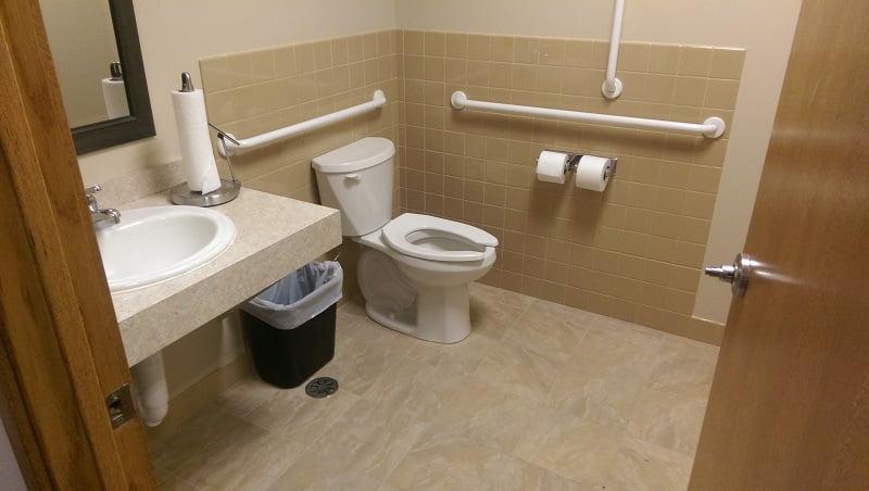 طرق عزل الحمامات
