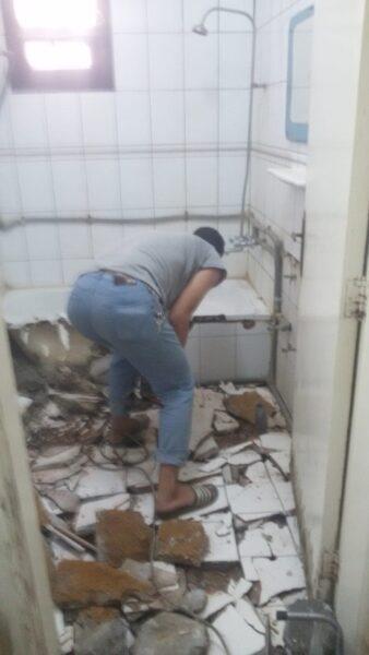 شركة عزل حمامات بالرياض