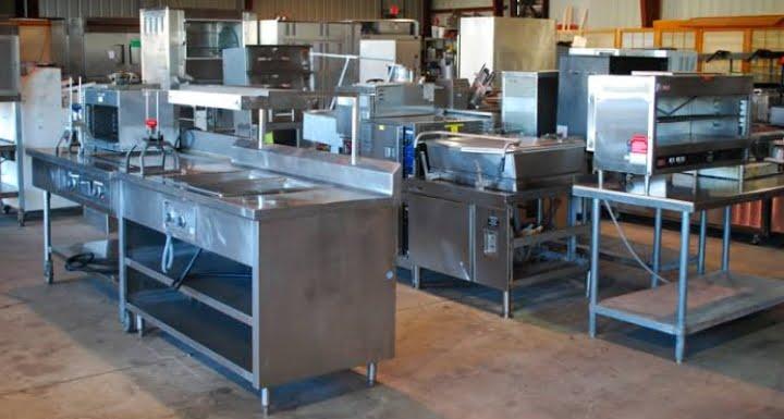 شراء معدات مطاعم مستعملة بحي الشفا